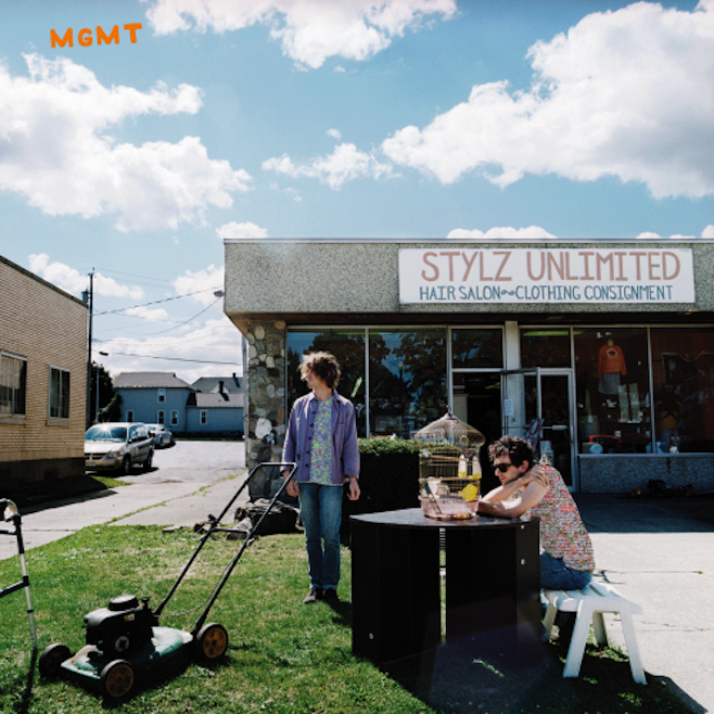 "MGMT - ""MGMT"""