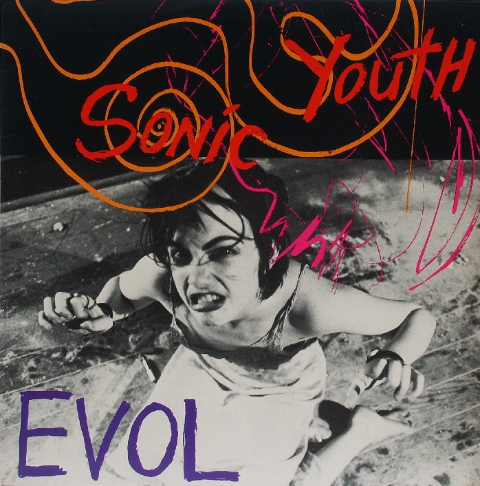 "Sonic Youth - ""Evol"""