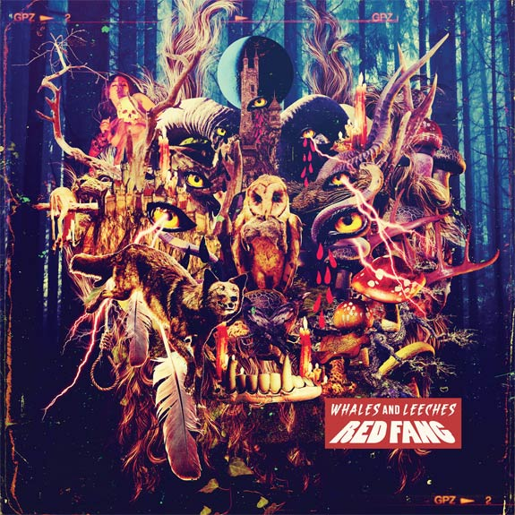 """Red Fang - """"Whales and Leeches"""""""