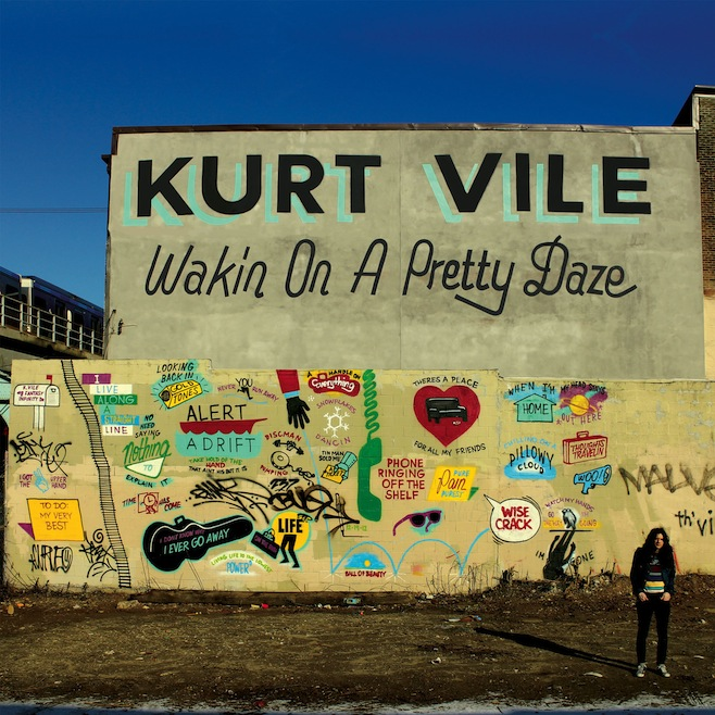 "Kurt Vile - ""Walking on a Pretty Daze"""