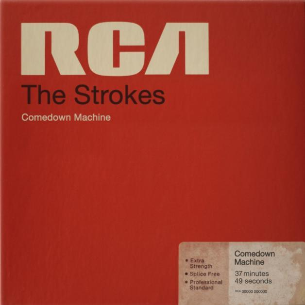 "The Strokes - ""Comedown Machine"""