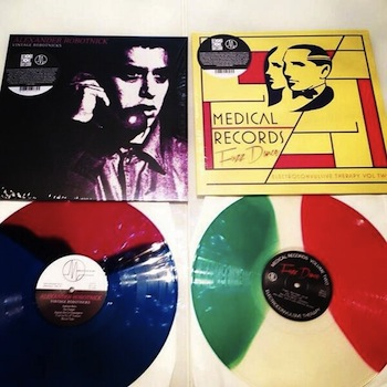 Medical Records RSD 2014 releases