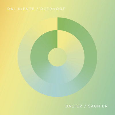 "Dal Niente & Deerhoof - ""Balter/Saunier"" out now on New Amsterdam"